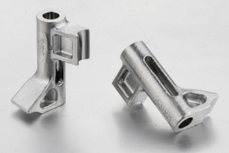 Modern steel making and casting processes allow Ginho to produce complex components with ease