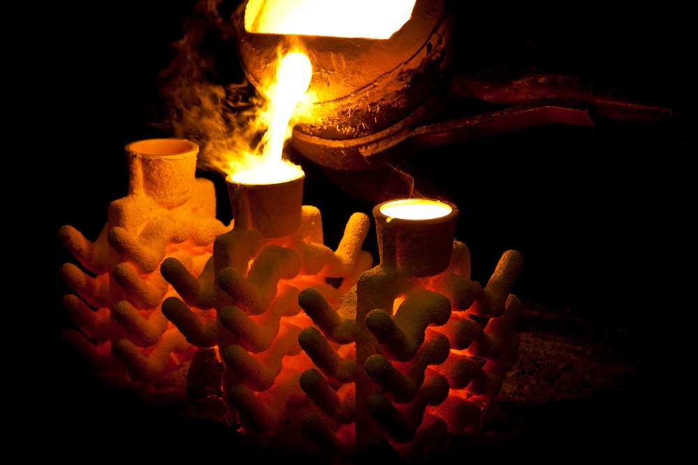 Ginho's advanced core technology allows for investment casting with accuracy, repeatability, versatility, and integrity.