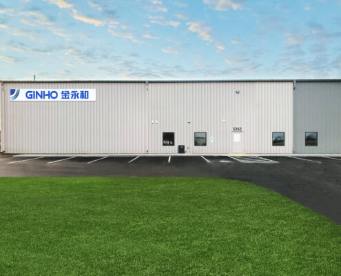 Ginho's Facility in the USA